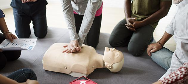 AFGSU Attestation de formation en gestes & soins d'urgence