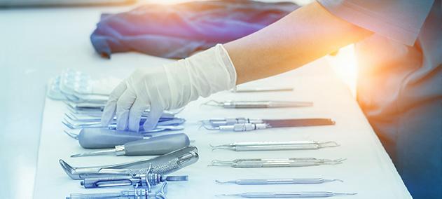 Formation à la stérilisation